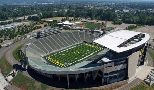 Autzen Stadium – Eugene, OR