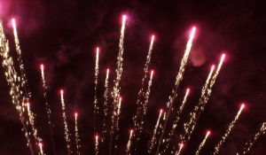 4th of July Fireworks Show in Lake Oswego 2015